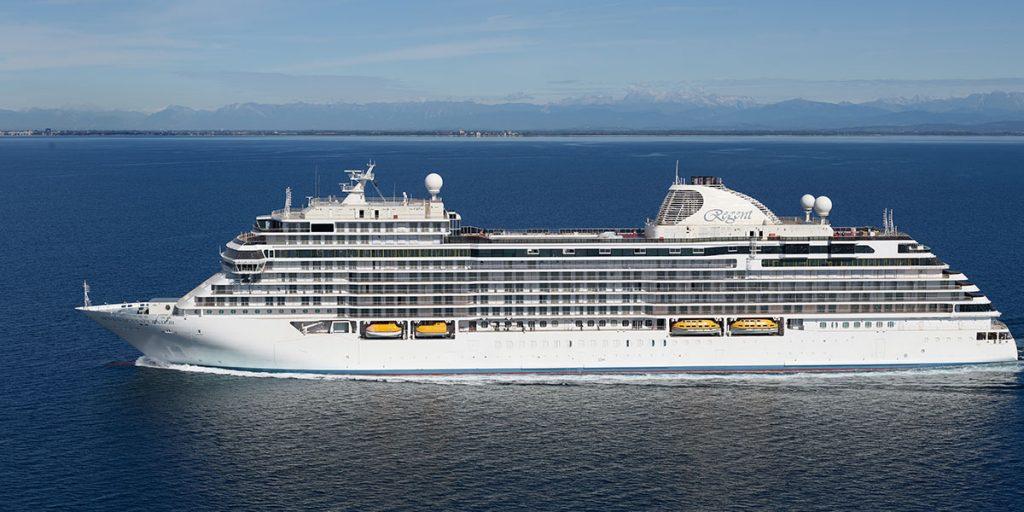 seven seas splendor, regent seven seas, cruise ship, luxury