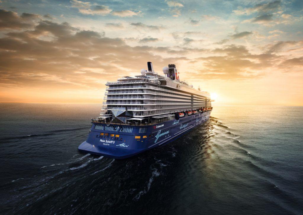 Mein Schiff 5 nave da crociera cruise ship tui cruises