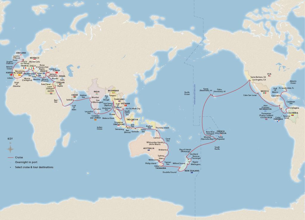 Viking World Cruise 2023/2024