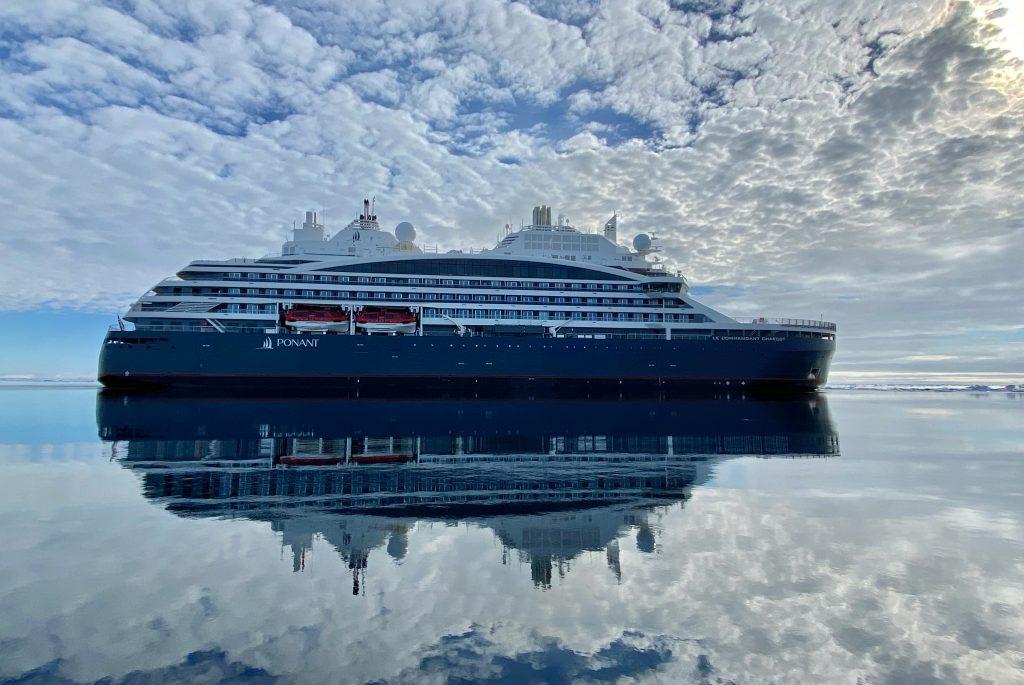 Ponant le commandant charcot, Nave per esplorazioni polari